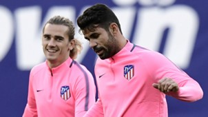 Diego Costa Atletico Madrid 2017