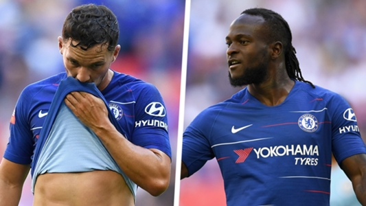 64135ba8a9 Chelsea News  Victor Moses and Danny Drinkwater don t fit my style ...
