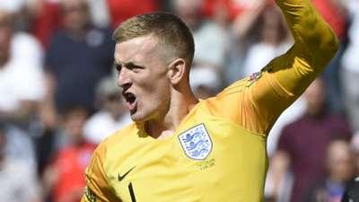 Jordan Pickford England 2019