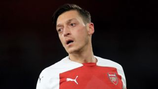 Mesut Ozil Arsenal 2018