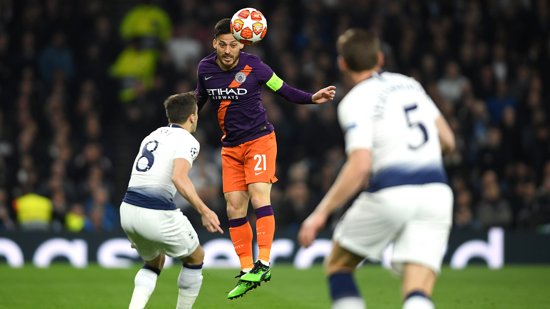 CHAMPIONS LEAGUE - City-Tottenham: pazzesco 4-3, Guardiola fuori! Liverpool in semifinale