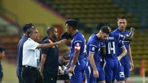 B. Sathianathan, Felda United