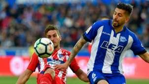 Koke Resurreccion Maripan Alaves Atletico Madrid La Liga