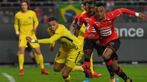 Mbappé Rennes PSG
