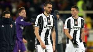 Bonucci Fiorentina Juventus Serie A