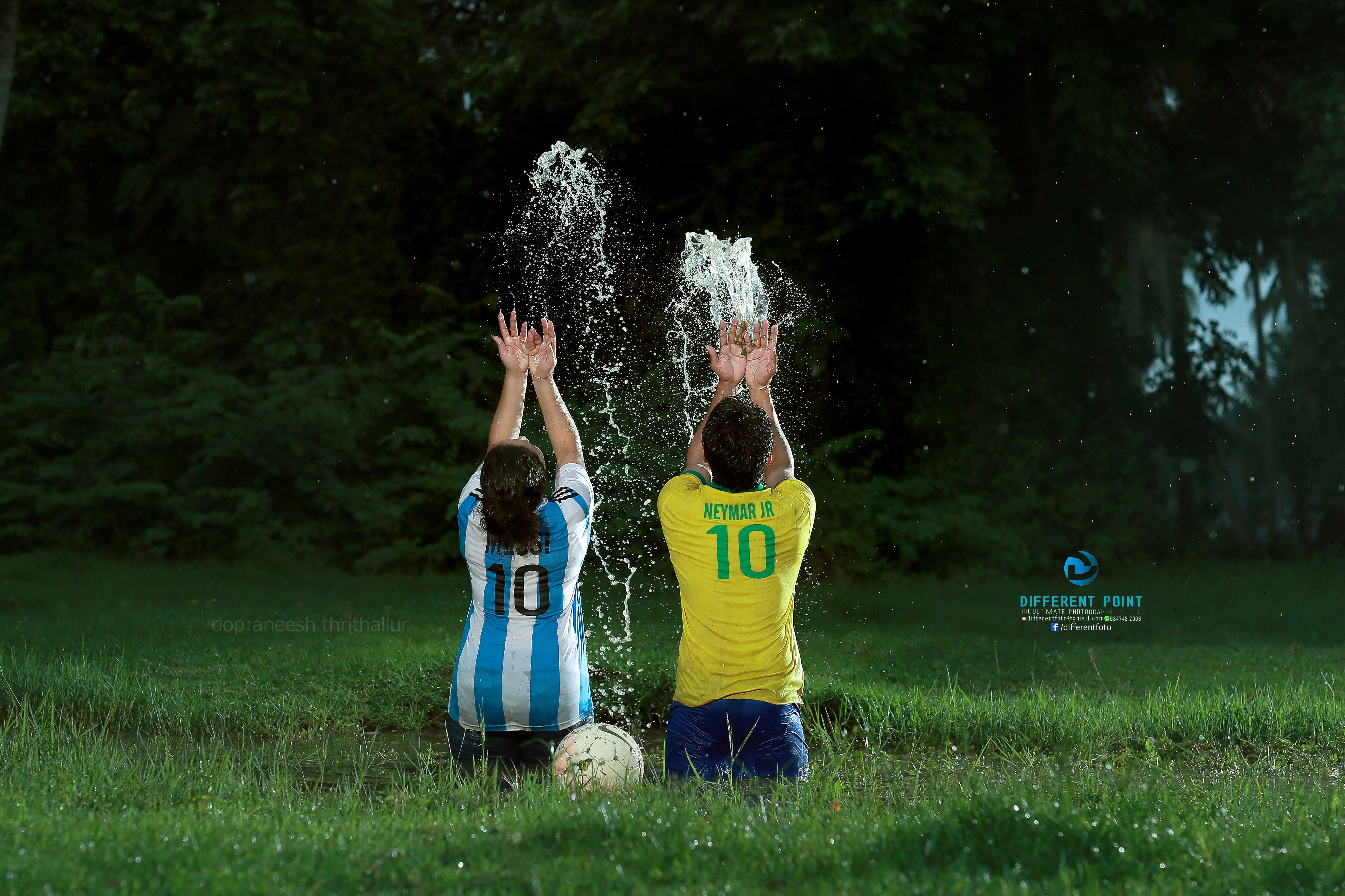 Argentina Brazil Kerala photoshoot