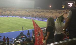 Ahly fans - ahly & Al Faisaly Amman - Arab ChampionShip 2017 - Goal.com