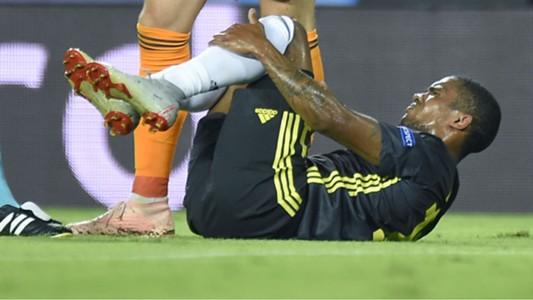 Douglas Costa Valencia Juventus Champions League