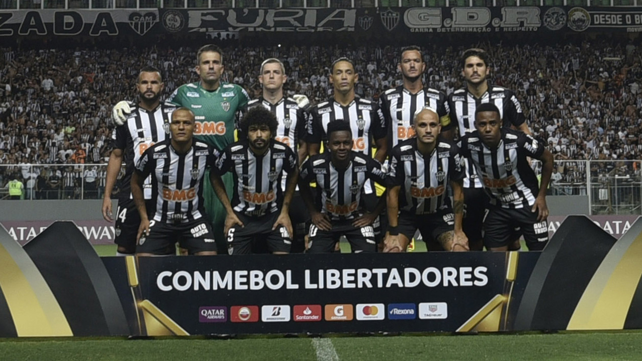 Atlético-MG Defensor Copa Libertadores 27022019