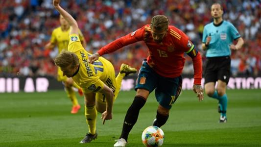 ผลการค้นหารูปภาพสำหรับ สเปนเบิ้ลโทษถล่มสวีเดนยับ 3-0
