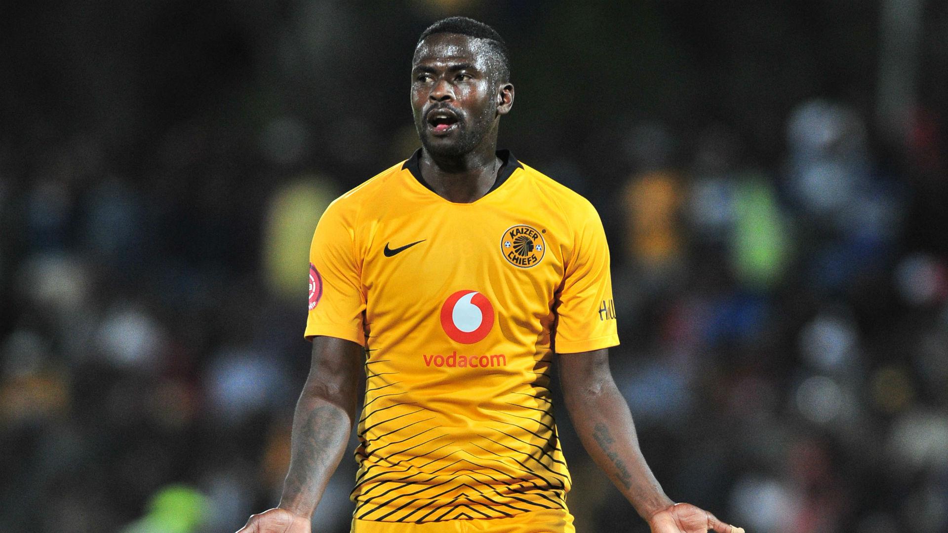 Kgotso Moleko, Kaizer Chiefs, January 2019