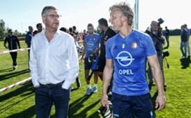 Dirk Kuyt, Martin van Geel