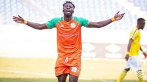Jesse Were: Harambee Stars striker scores hat-trick in the Zambian league