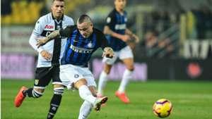 Nainggolan Parma Inter Serie A