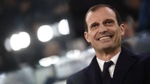 Massimiliano Allegri Juventus Tottenham
