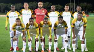 Golden Arrows v Mamelodi Sundowns, September 2018