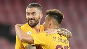 Roma celebrate 2018-19