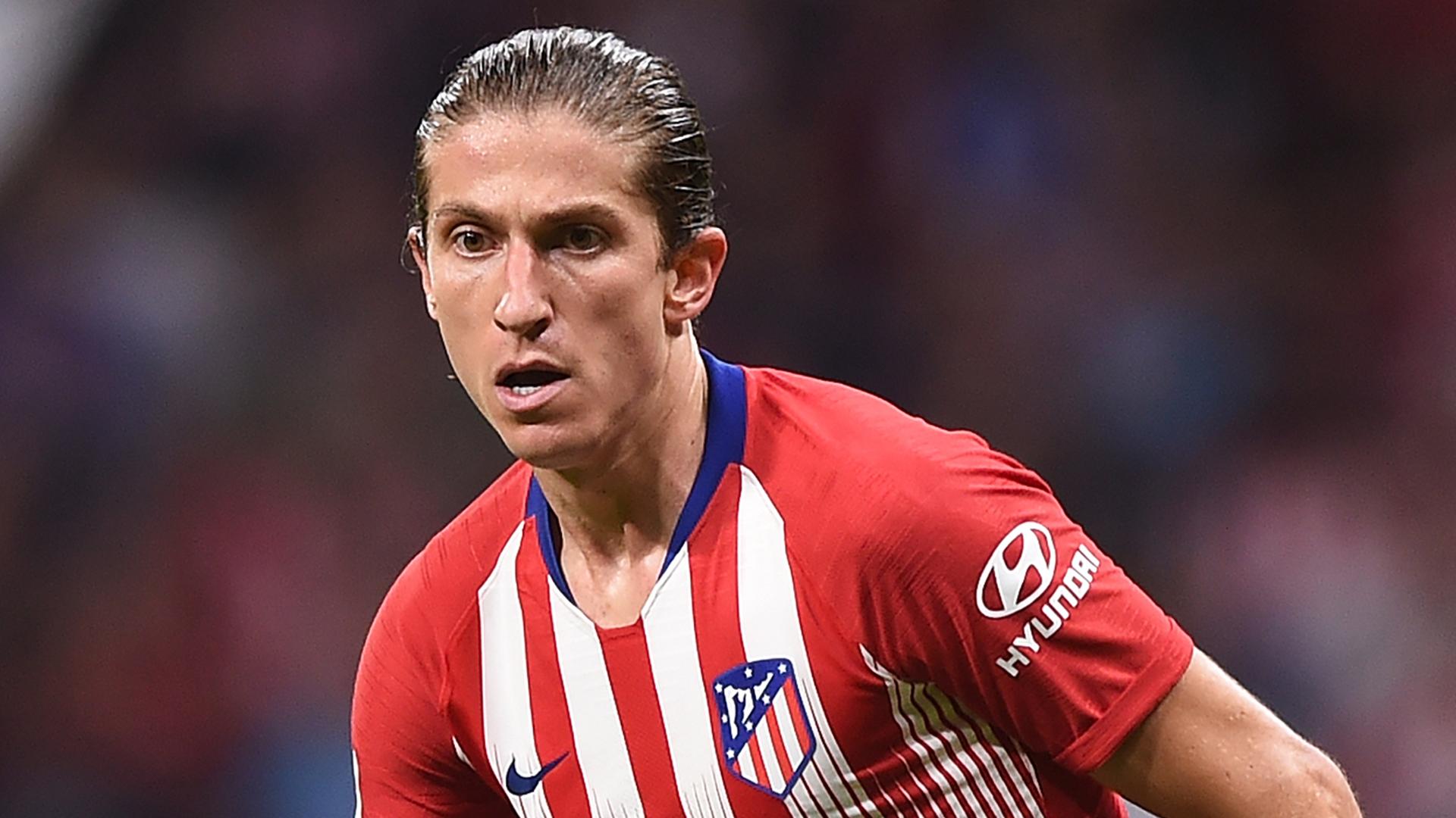 Filipe Luis Atletico Madrid 2018-19