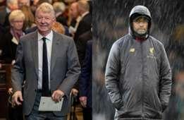 Sir Alex Ferguson & Jurgen Klopp