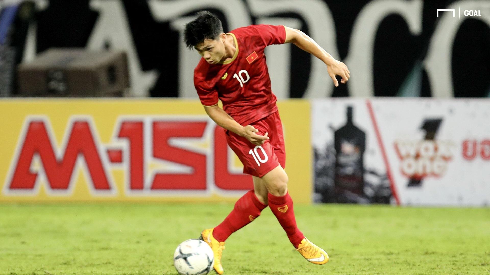 Nguyen Cong Phuong Thai Lan - Vietnam 2022 FIFA World Cup qualification