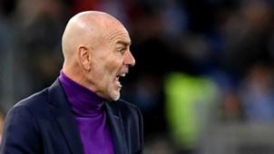 Stefano Pioli Fiorentina coach