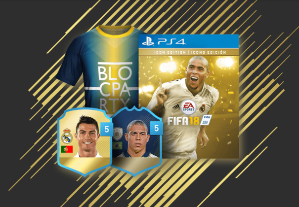 Icone FIFA 18