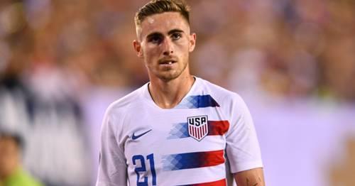 Tyler Boyd USA National Team