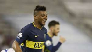 Fabra Velez Boca Fecha 4 Superliga Argentina 23092017