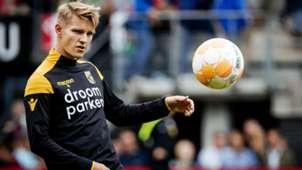 Ödegaard Vitesse Arnheim