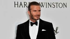 David Beckham 2017