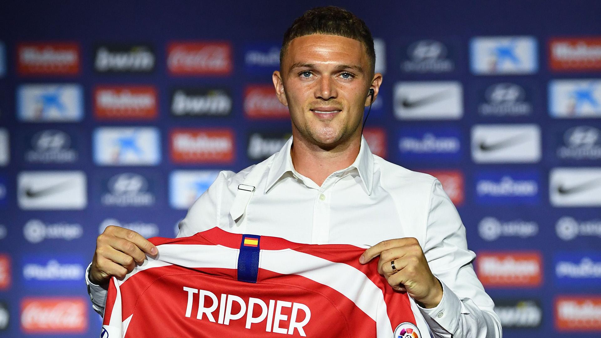 Kieran Trippier Atletico Madrid