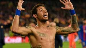 Neymar Barcelona 2016-17