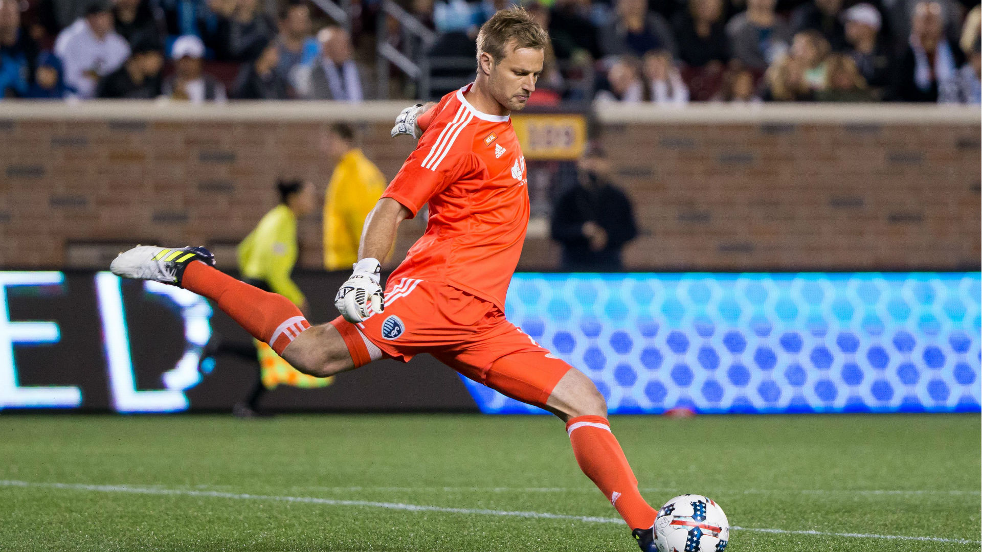 Andrew Dykstra Sporting Kansas City MLS