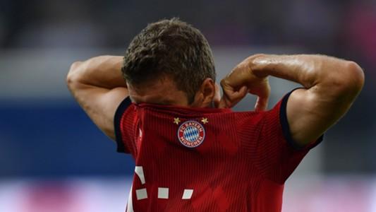 Thomas Muller Bayern Munich 15082018