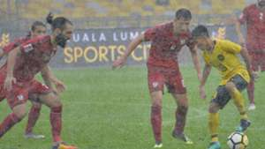 Much improved Malaysia downed Afghanistan to finish third