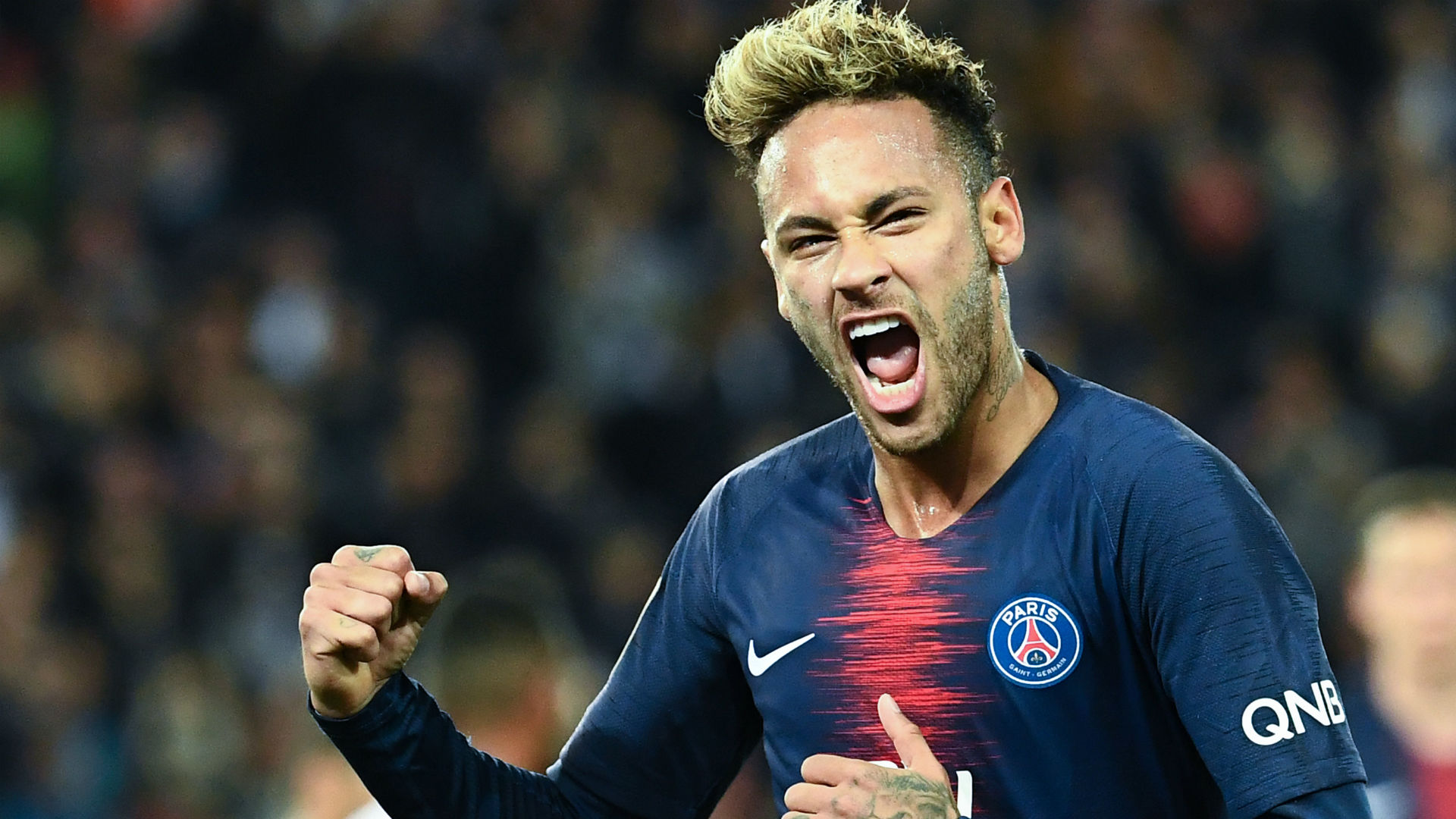 Neymar PSG Reims Ligue 1 26092018