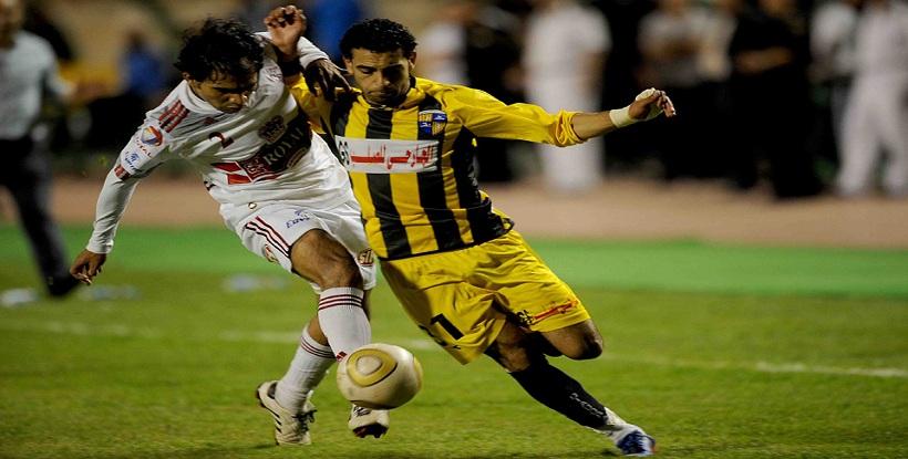 محمد صلاح - المقاولون