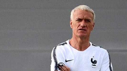 2018-06-27 Deschamps France