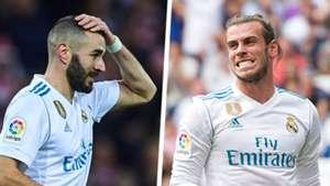 Karim Benzema Gareth Bale Real Madrid