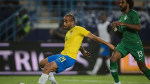 Lucas Moura Saudi Arabia Friendly 12102018
