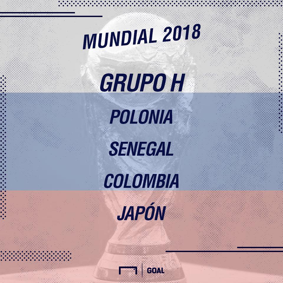 Grupo H Mundial