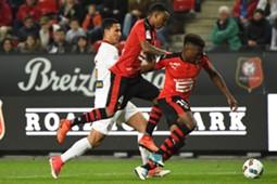 Dimitri Cavare Rennes Ligue 1