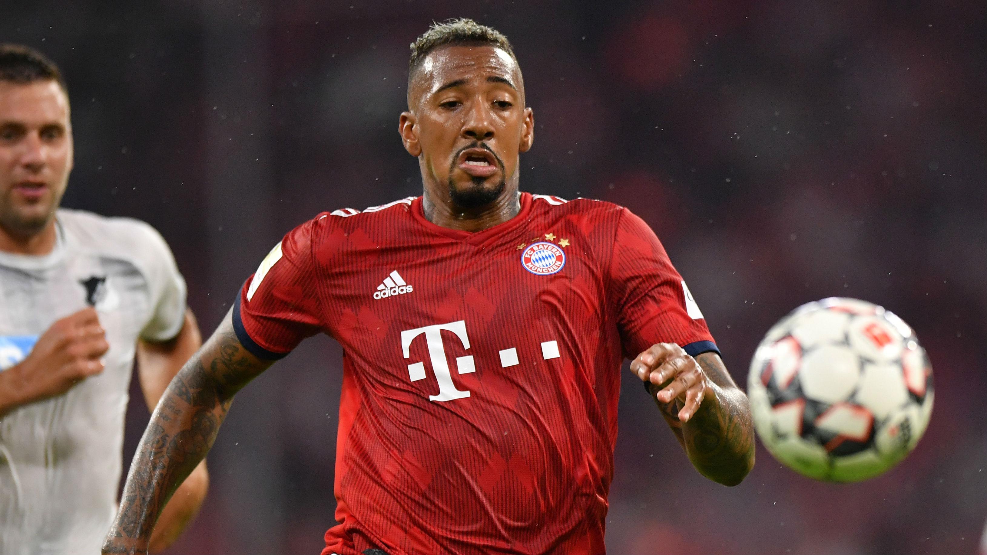 Jeroma Boateng FC Bayern TSG Hoffenheim