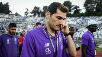 Iker Casillas FC Porto 2019