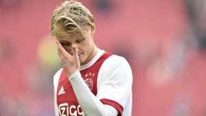 Kasper Dolberg, Ajax, Eredivisie 09242017