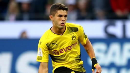 Christian Pulisic Dortmund Super Cup