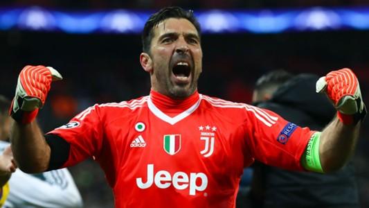 Gianluigi Buffon Juventus 03/07/18