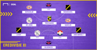 Opta Team van de Week 17 2018/19