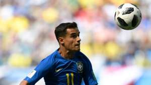 Philippe Coutinho Brazil 2018 World Cup