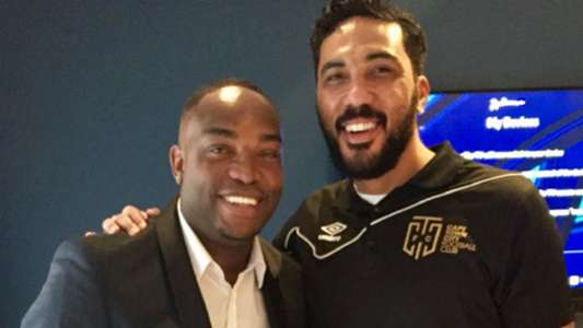 Shuaib Walter, Benni McCarthy, Cape Town City FC Coach Announcement